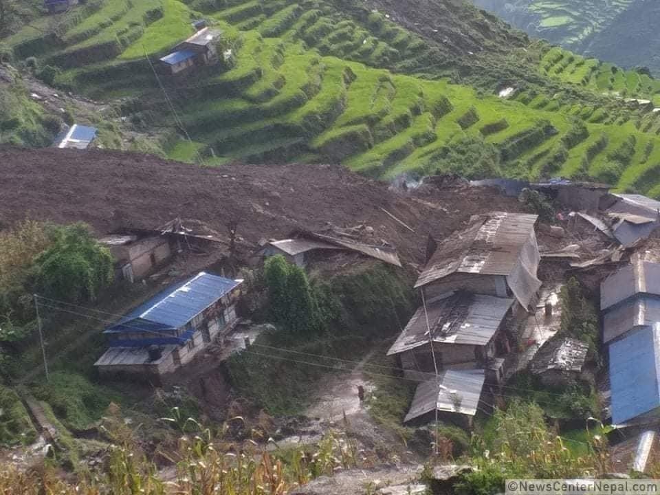 सिन्धुपाल्चोक पहिरो: १८ जनाको शव भेटियो, मृतकका परिवारलाई १ लाख राहत दिइने