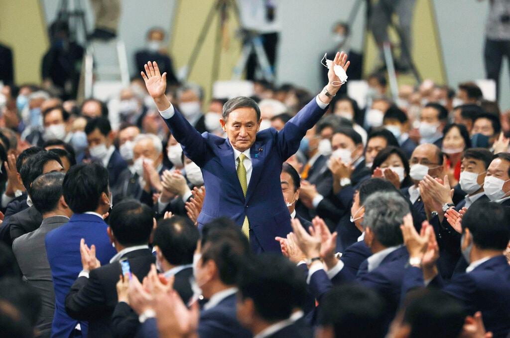 Japan's Next Prime Minister, Yoshihide Suga,