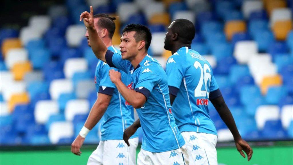 Napoli blitz Genoa for 6-0 win