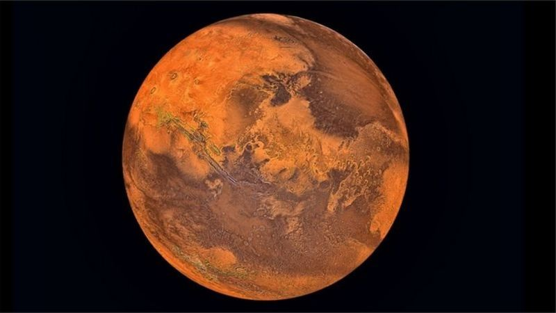 मंगलग्रह आज सबैभन्दा ठूलो र चम्किलो देखिने