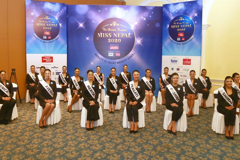 Miss-Nepal-2020